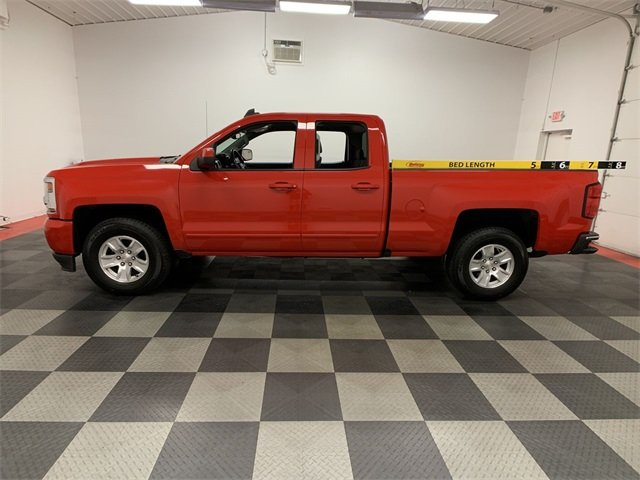 2016 Silverado 1500 Double Cab 4x4,  Pickup #W1488B - photo 2