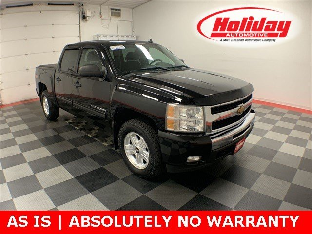 2011 Silverado 1500 Crew Cab 4x4,  Pickup #W1552A - photo 1