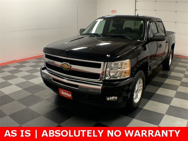 2011 Silverado 1500 Crew Cab 4x4,  Pickup #W1552A - photo 3