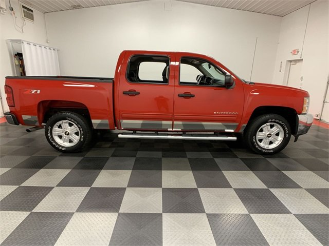 2012 Silverado 1500 Crew Cab 4x4,  Pickup #W1629A - photo 7