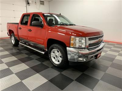 2012 Silverado 1500 Crew Cab 4x4,  Pickup #W1629A - photo 8