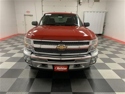 2012 Silverado 1500 Crew Cab 4x4,  Pickup #W1629A - photo 10