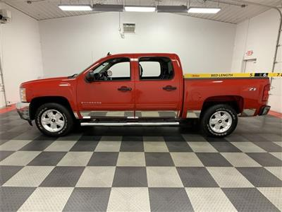 2012 Silverado 1500 Crew Cab 4x4,  Pickup #W1629A - photo 11