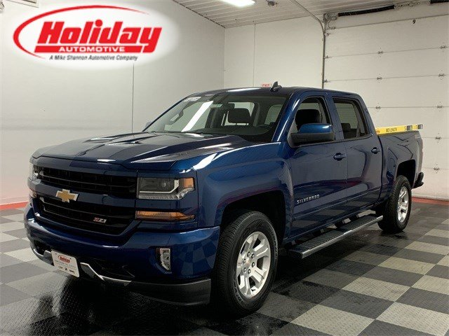 2017 Silverado 1500 Crew Cab 4x4,  Pickup #W1695 - photo 1