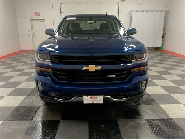 2017 Silverado 1500 Crew Cab 4x4,  Pickup #W1695 - photo 12