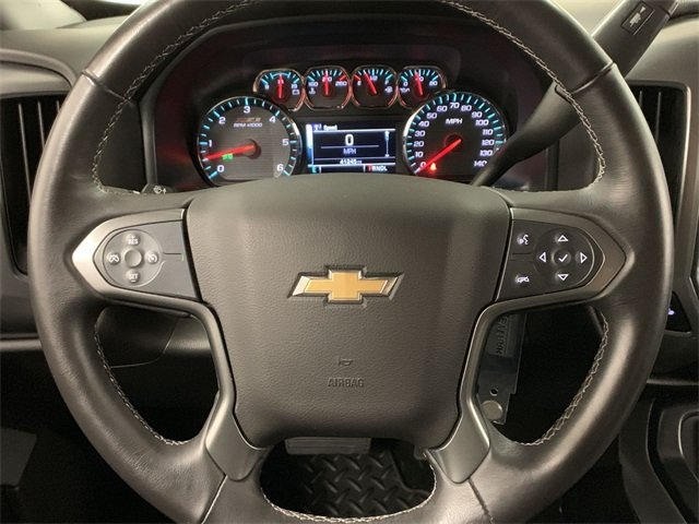 2017 Silverado 1500 Crew Cab 4x4,  Pickup #W1695 - photo 25