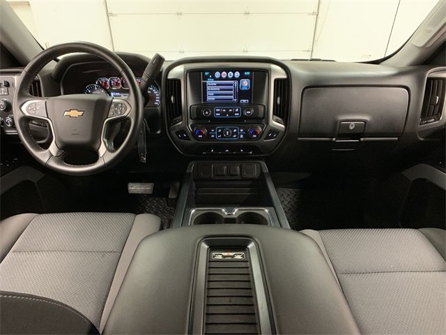 2017 Silverado 1500 Crew Cab 4x4,  Pickup #W1695 - photo 4
