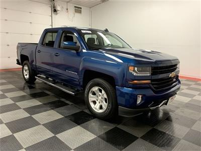 2017 Silverado 1500 Crew Cab 4x4,  Pickup #W1695 - photo 11