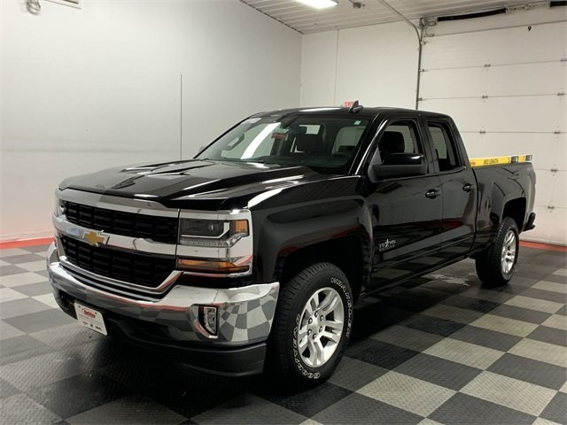 2016 Silverado 1500 Double Cab 4x4,  Pickup #W1812 - photo 1