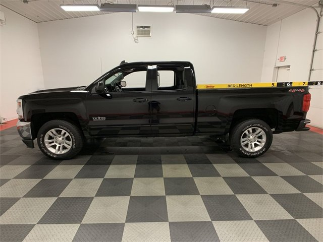 2016 Silverado 1500 Double Cab 4x4,  Pickup #W1812 - photo 3