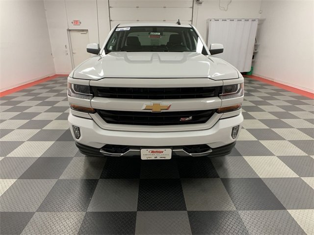 2016 Silverado 1500 Double Cab 4x4,  Pickup #W1850 - photo 10