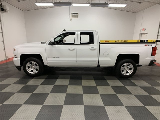 2016 Silverado 1500 Double Cab 4x4,  Pickup #W1850 - photo 2