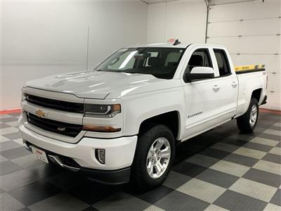 2016 Silverado 1500 Double Cab 4x4,  Pickup #W1850 - photo 4