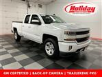 2016 Silverado 1500 Double Cab 4x4,  Pickup #W1850 - photo 1