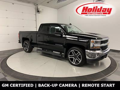 2016 Silverado 1500 Double Cab 4x4,  Pickup #W1858 - photo 1