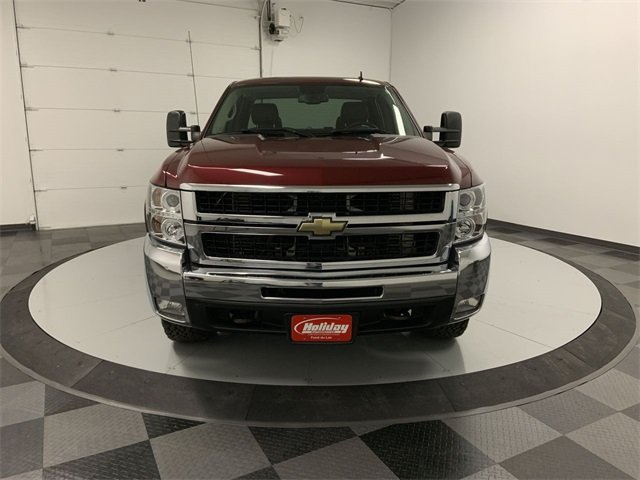 2008 Silverado 2500 Extended Cab 4x4,  Pickup #W1876A - photo 10