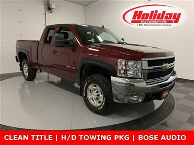 2008 Silverado 2500 Extended Cab 4x4,  Pickup #W1876A - photo 1
