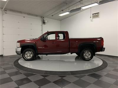 2008 Silverado 2500 Extended Cab 4x4,  Pickup #W1876A - photo 9