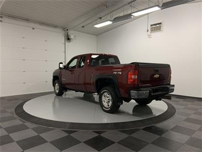 2008 Silverado 2500 Extended Cab 4x4,  Pickup #W1876A - photo 4