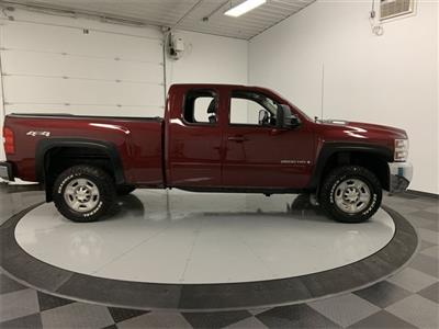 2008 Silverado 2500 Extended Cab 4x4,  Pickup #W1876A - photo 8