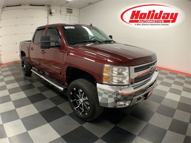 2013 Silverado 1500 Crew Cab 4x4,  Pickup #W2070 - photo 1