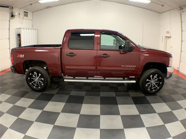 2013 Silverado 1500 Crew Cab 4x4,  Pickup #W2070 - photo 10