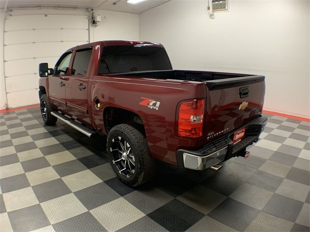 2013 Silverado 1500 Crew Cab 4x4,  Pickup #W2070 - photo 6