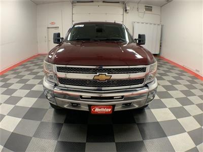2013 Silverado 1500 Crew Cab 4x4,  Pickup #W2070 - photo 12