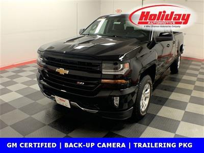 2016 Silverado 1500 Double Cab 4x4,  Pickup #W2086 - photo 1
