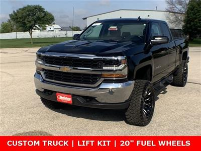 2019 Silverado 1500 Double Cab 4x4, Pickup #W2129 - photo 4