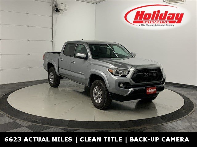 2017 Tacoma Double Cab 4x4, Pickup #W2187 - photo 1