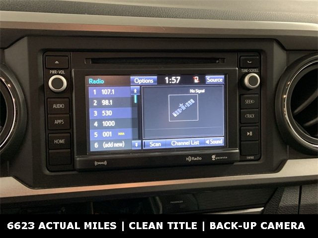2017 Tacoma Double Cab 4x4, Pickup #W2187 - photo 20