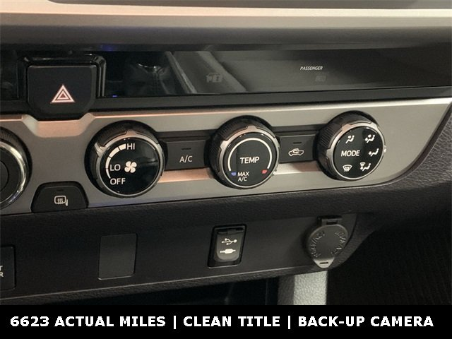2017 Tacoma Double Cab 4x4, Pickup #W2187 - photo 21