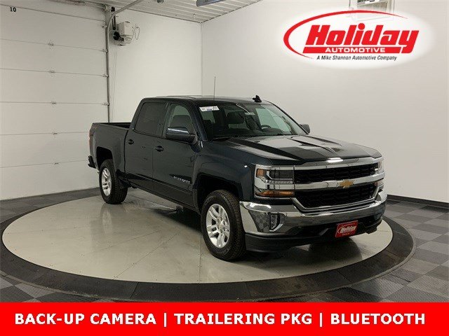 2018 Silverado 1500 Crew Cab 4x4,  Pickup #W2274 - photo 1