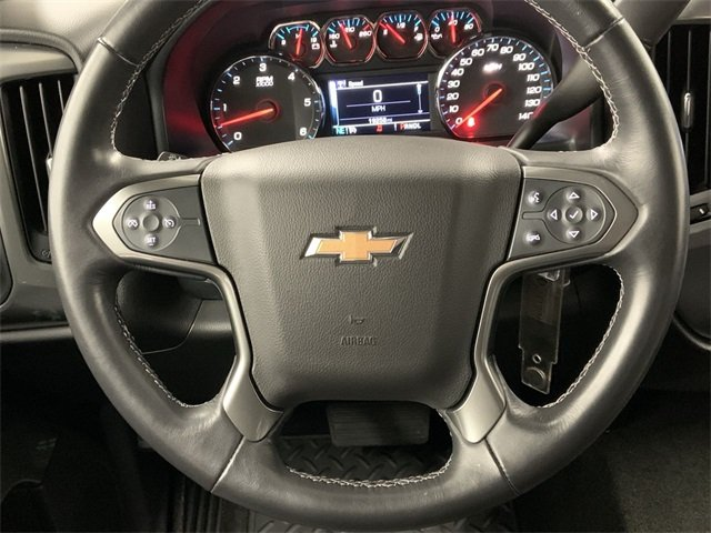 2018 Silverado 1500 Crew Cab 4x4,  Pickup #W2274 - photo 17