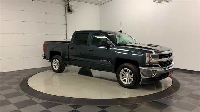 2018 Silverado 1500 Crew Cab 4x4,  Pickup #W2274 - photo 29