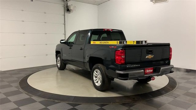 2018 Silverado 1500 Crew Cab 4x4,  Pickup #W2274 - photo 32