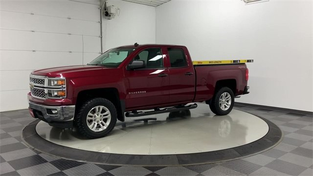 2014 Silverado 1500 Double Cab 4x4, Pickup #W2293A - photo 3