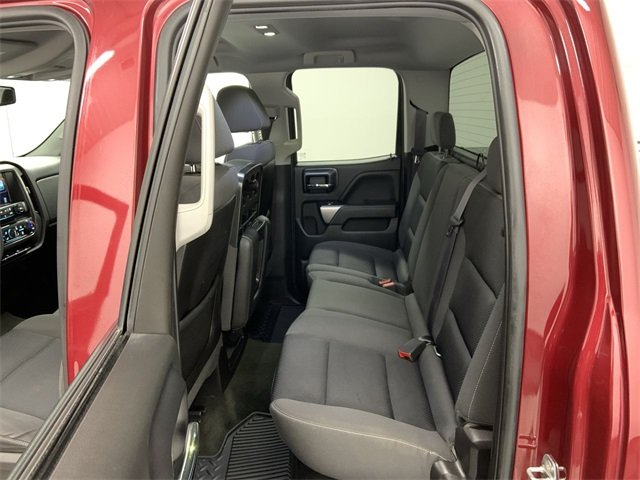 2014 Silverado 1500 Double Cab 4x4, Pickup #W2293A - photo 16