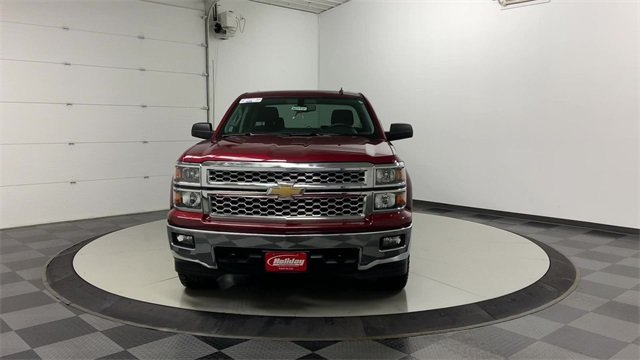 2014 Silverado 1500 Double Cab 4x4, Pickup #W2293A - photo 32
