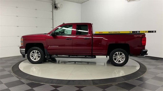 2014 Silverado 1500 Double Cab 4x4, Pickup #W2293A - photo 33