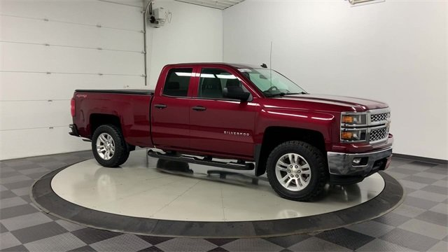 2014 Silverado 1500 Double Cab 4x4, Pickup #W2293A - photo 36