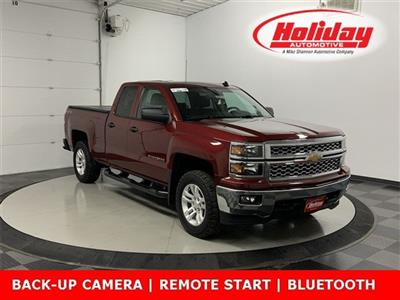 2014 Silverado 1500 Double Cab 4x4, Pickup #W2293A - photo 1