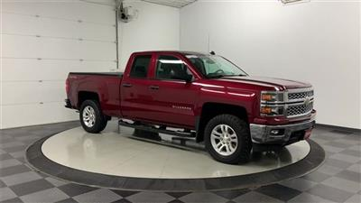 2014 Silverado 1500 Double Cab 4x4, Pickup #W2293A - photo 31