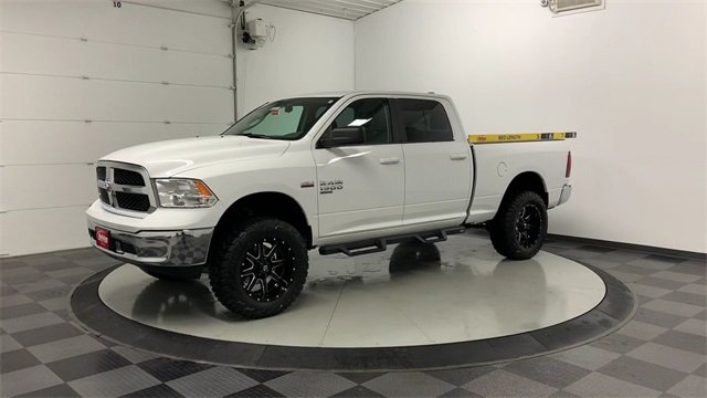 2019 Ram 1500 Crew Cab 4x4, Pickup #W2621 - photo 3