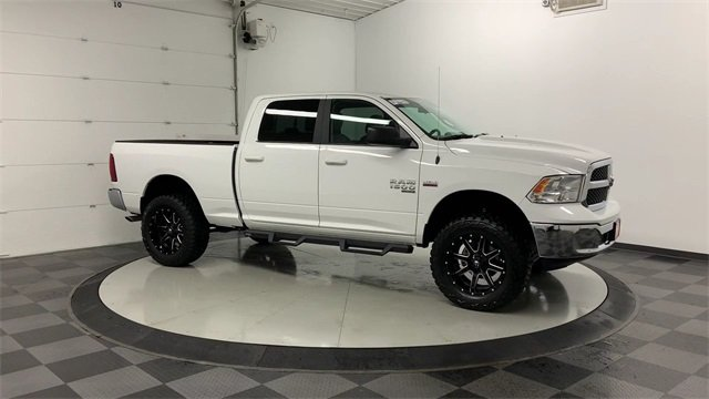 2019 Ram 1500 Crew Cab 4x4, Pickup #W2621 - photo 30
