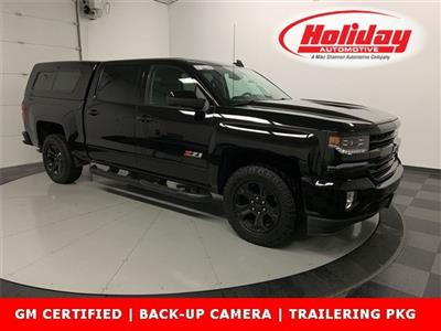 2018 Silverado 1500 Crew Cab 4x4, Pickup #W2659 - photo 1