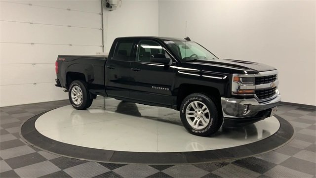 2017 Silverado 1500 Double Cab 4x4, Pickup #W2672 - photo 34