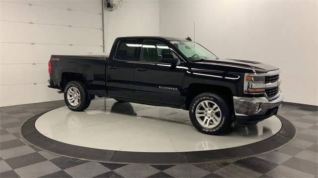 2017 Silverado 1500 Double Cab 4x4, Pickup #W2672 - photo 38
