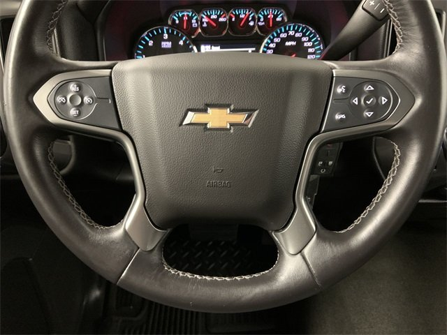 2015 Silverado 1500 Crew Cab 4x4, Pickup #W2701 - photo 17